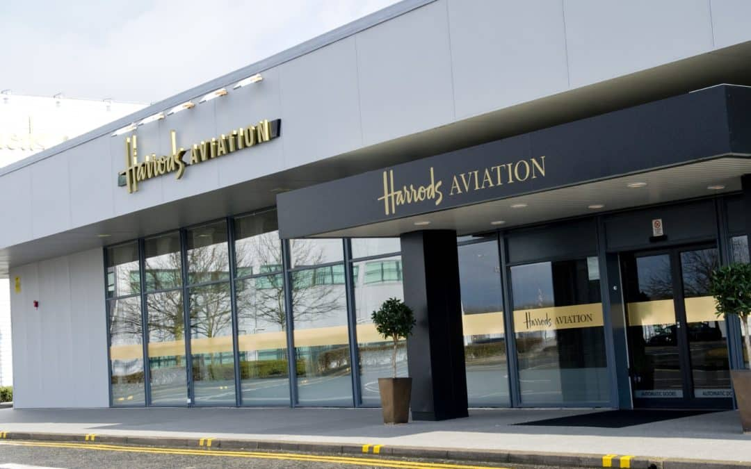 Harrods Aviation Discusses Working from Home