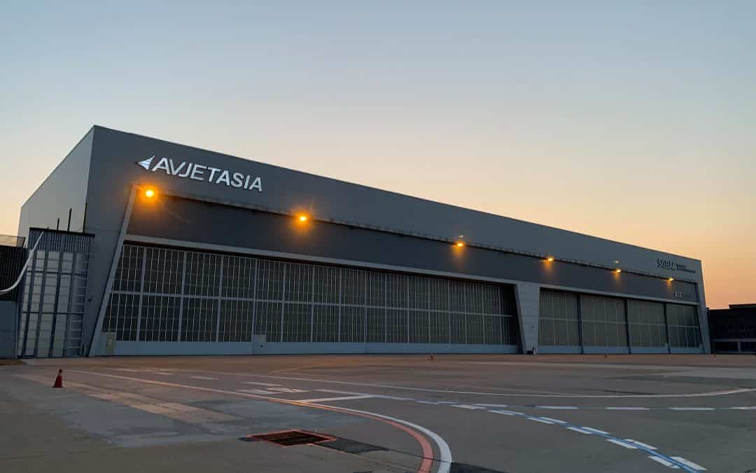 Avjet Asia Expands Hangar to Accommodate Parking Shortage