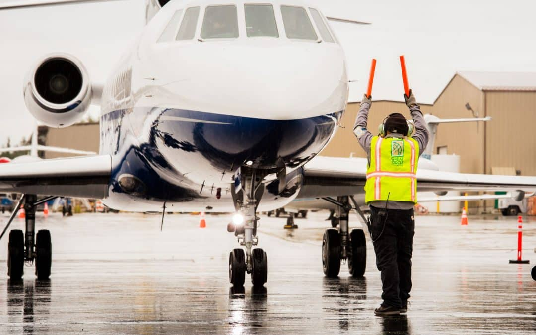 Great Circle Flight Services Creates an Oasis on the Great Circle Route